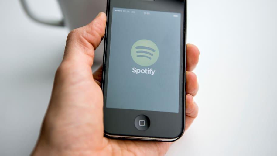 I slutet av december lämnade musikströmningssajten Spotify i hemlighet in