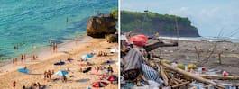 Turister tvingas betala –för Balis plastproblem
