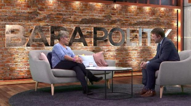 Bara Politik: Maud Olofsson om Ebtisam Aldebe