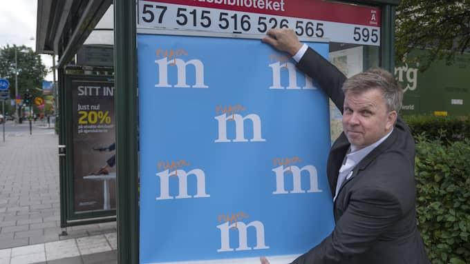 Richard Herrey kommer att kandidera till riksdagen för Moderaterna. Foto: THOMAS ENGSTRÖM / THOMAS ENGSTRÖM EXPRESSEN