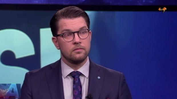 Åkesson: KD grundades av nazister
