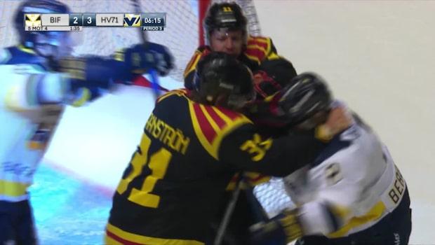 Brynäs-HV71 2-4 - highlights