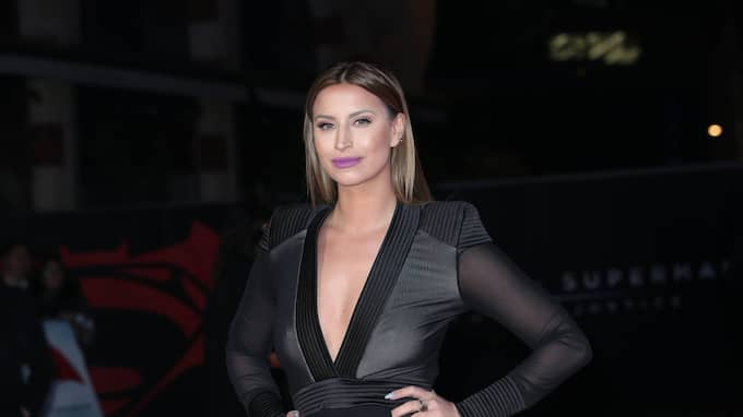 Ferne McCann. Foto: I-IMAGES, PACIFICCOASTNEWS / STELLA PICTURES PACIFICCOASTNEWS