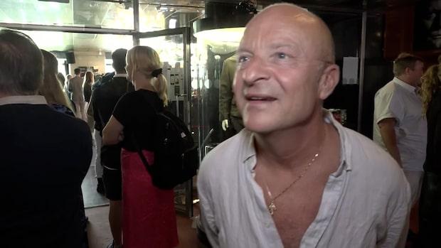 """Jonas Gardell om filmatiseringen av """"En komikers uppväxt"""""""