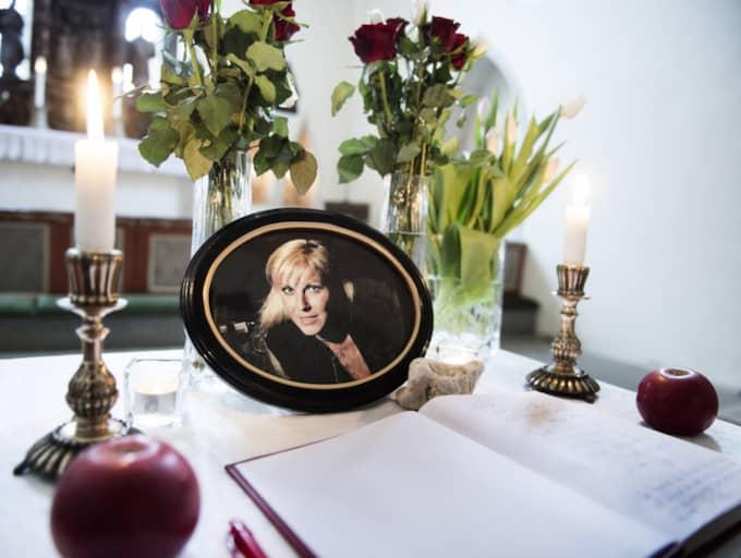 Familjen berättar nu om begravningsbeslutet. Foto: Anna-Karin Nilsson