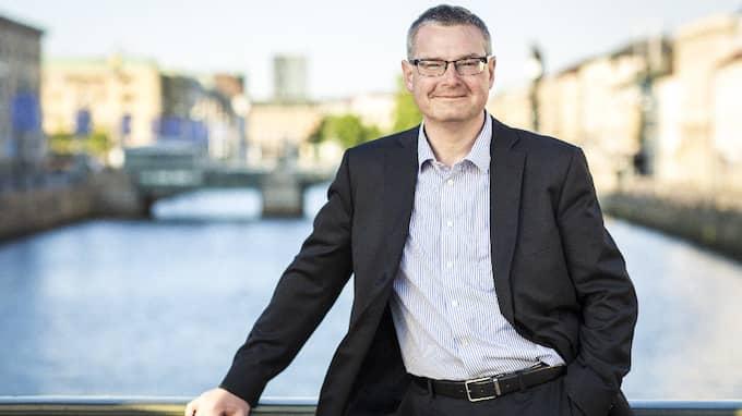 Jonas Ransgård (M) vill att Nordstan ska kunna stängas tidigare. Foto: JESPER ORRBECK