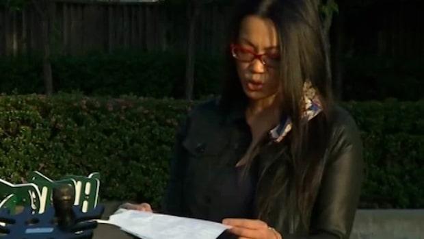 Amerikaner med asiatiskt ursprung hotas till att lämna landet