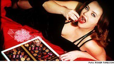 Chokladsugen? Ny forskning visar att det finns en biologisk förklaring till varför kvinnor njuter av choklad.