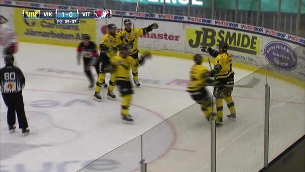 HIGHLIGHTS: Västerås-Vita Hästen 3-1