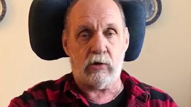Multisjuka Kent, 70: Vem ska hjälpa mina vårdare?