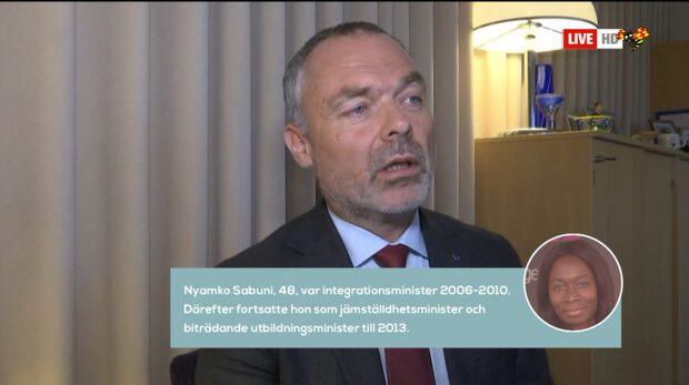 Björklund: Skolan och integrationen viktigaste frågorna