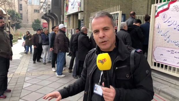 """Kassem Hamadé om valet i Iran: """"Regeringen har inte levt upp till sina löften"""""""