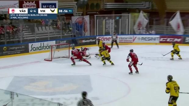 Höjdpunkter: Västerviks IK–Västerås