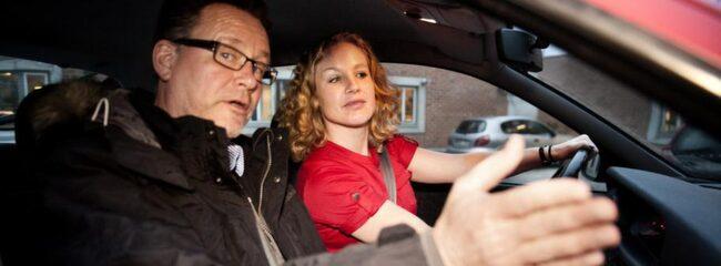 Expressens Karin Sörbring testade att ta om körkortet efter 17 år.