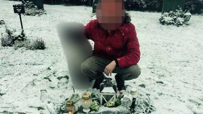 Den mordmisstänkte 20-åringen och Albin väl bekanta med varandra. Foto: Privat