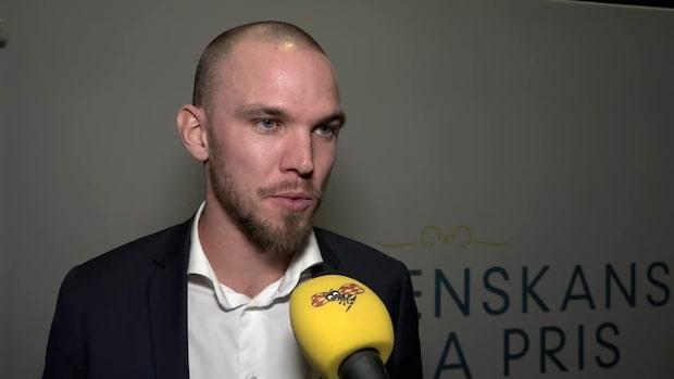 Danielson dominerade i Allsvenskans stora pris