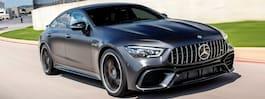 TEST: Mercedes nya värsting är ett vilddjur