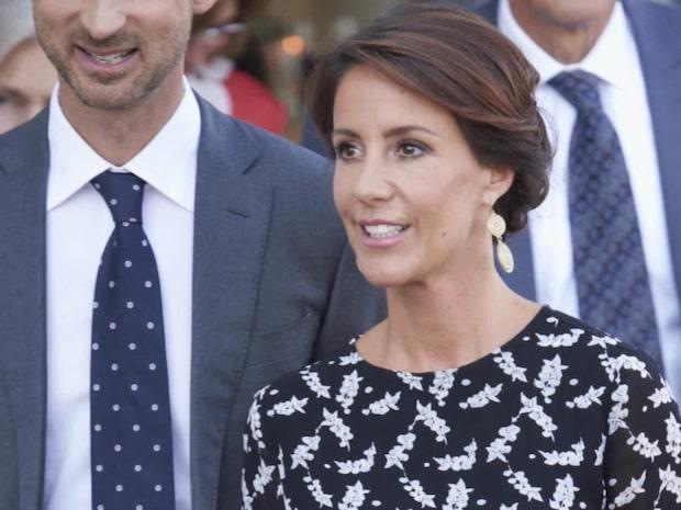 Prinsessan Marie går i Dianas fotspår