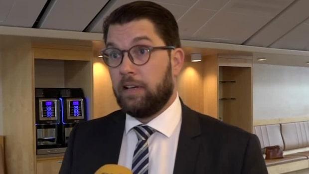 """""""Rimligt att Sverige deltar i ny utredning"""""""