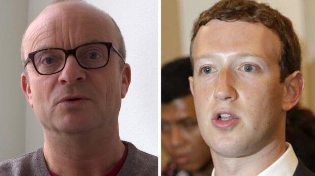 """Jonas Gardell: """"Käre Mr Zuckerberg"""""""