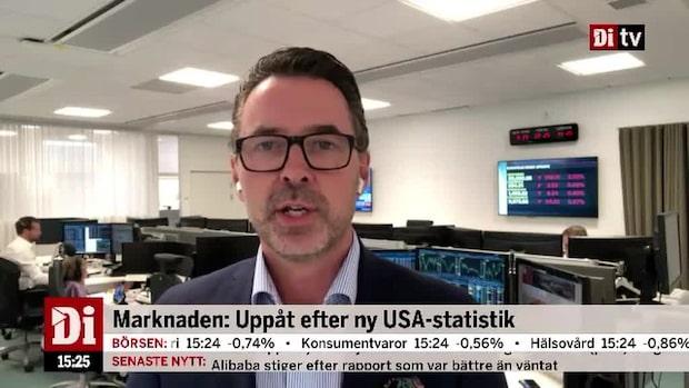 Fredrik Warg om vad som händer på marknaden
