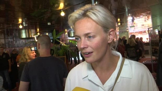 Därför lämnar Josephine Bornebusch Sverige