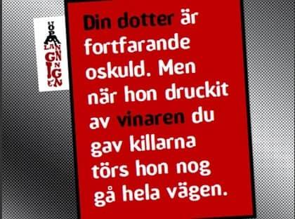 Bakom utformningen av kampanjen står reklambyrån Bulldozer i Värmland.
