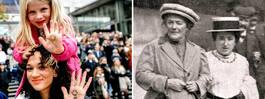 År för år – så har kvinnors rättigheter sett ut i Sverige
