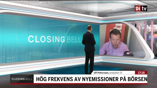 "Analytikern om nyemissioner: ""En trend"""