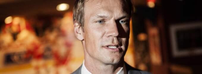 Lidström. Foto: Axel Öberg