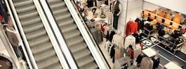 Livshotande skador efter fall i rulltrappa