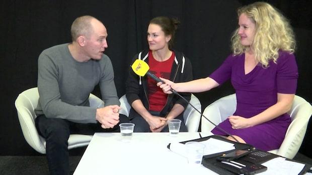 Björn Ferry och Heidi Andersson i stor intervju