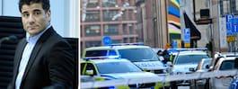 Saleh Hadri – en av Malmös mest  kriminella mördades utanför sin port