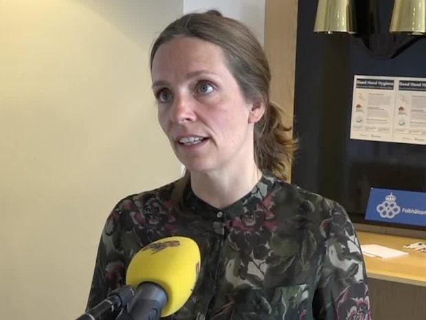 """Folkhälsomyndigheten: """"Större smittspridning i Västra Götaland"""""""