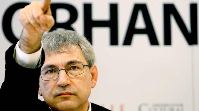 HUMANIST. Orhan Pamuk. Foto: Vadim Ghirda / AP
