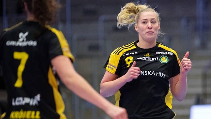 Julia Eriksson. Foto: LINE SKAUGRUD LANDEVIK / BILDBYRÅN