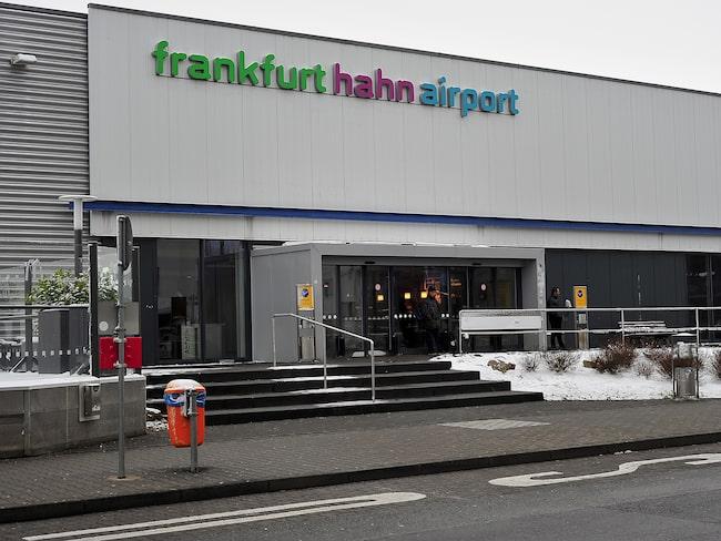 Frankfurt Hahn hamnar på en osmickrande andraplats.