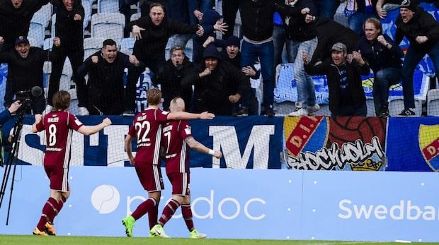 Magnus Eriksson kvitterar mot gamla klubben
