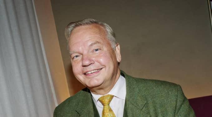 Vinkännaren Carl-Jan Granqvist. Foto: Jens L'Estrade