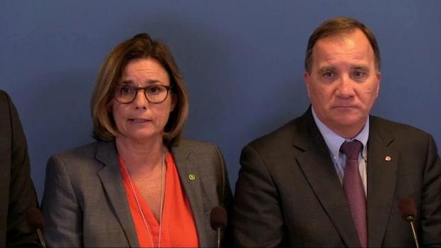 """Isabella Lövin: """"300 miljoner per år till BUP"""""""