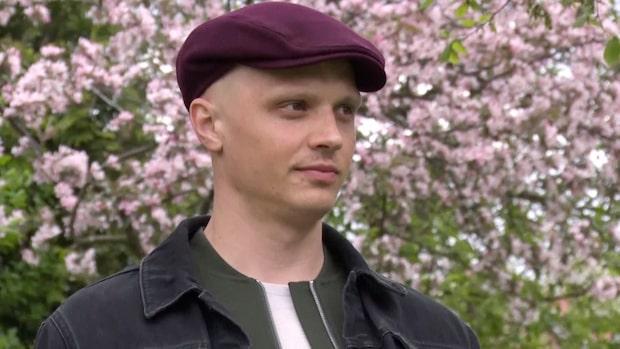"""Kristian Näkyvä berättar om cancern: """"Mådde som efter en utekväll"""""""