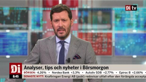Börsmorgon 14 nov 2018 - se hela programmet