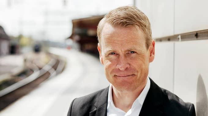 Linus Ericsson, trafikdirektör vid Skånetrafiken. Foto: Skånetrafiken
