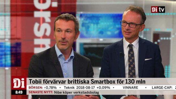 """Ekman, Erik Penser: """"Teknikmässigt ett fantastiskt bolag"""""""