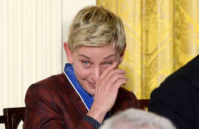 Ellen DeGeneres Foto: DOULIERY OLIVIER/ABACA USA / DOULIERY OLIVIER/ABACA USA STELLA PICTURES