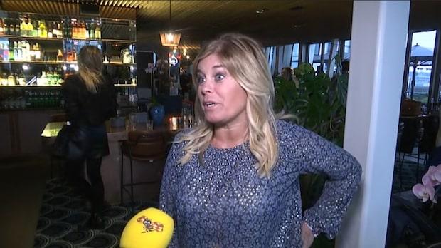 Pernilla Wahlgren missnöjd med spahotellet