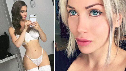 Pixee, 27, från Gävle har opererat sig 200 gånger