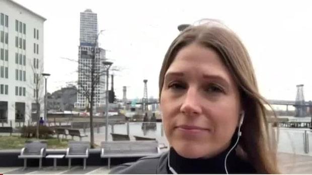 Di:s korrespondent om sysselsättningsstatisiken från USA: Många som går i konkurs