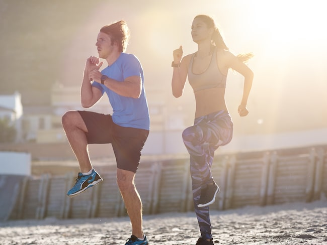 På en träningsresa slipper du välja mellan semester och träning. Du får en kombo.