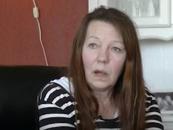 Kerstin, 60, började brinna  – attackerades med bensin